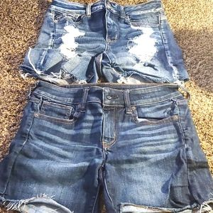 2 for $15American eagle shorts
